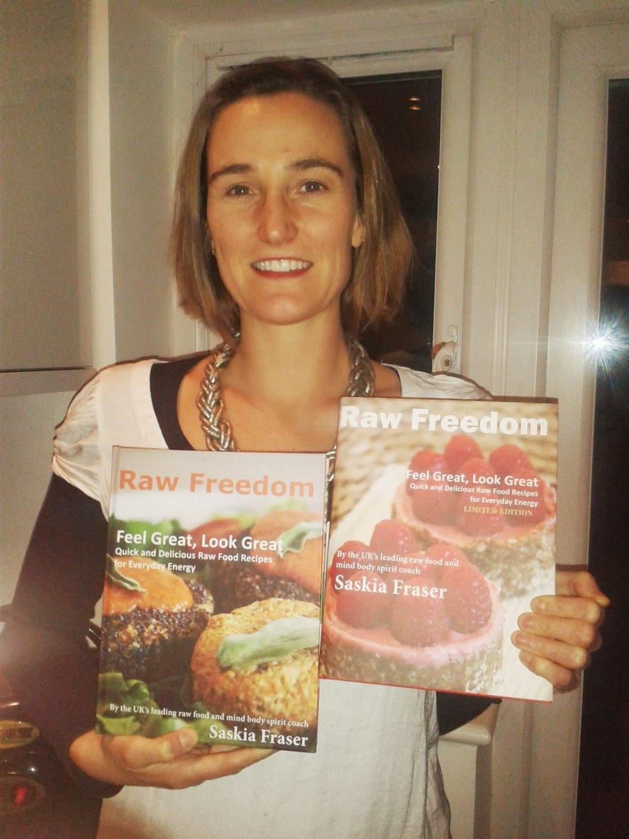 Saskias raw freedom recipe book raw freedom raw freedom recipe book forumfinder Images